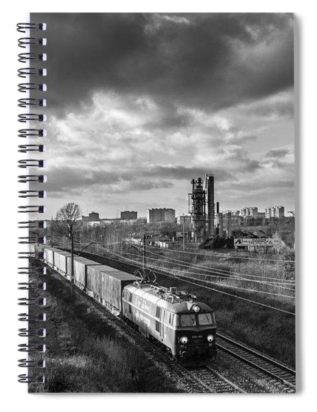 Speedy Et Spiral Notebook