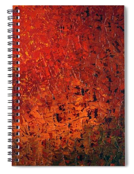 Spicey Spiral Notebook