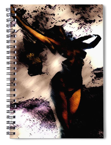 Spirit Spiral Notebook