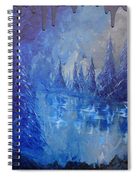 Spirit Pond Spiral Notebook