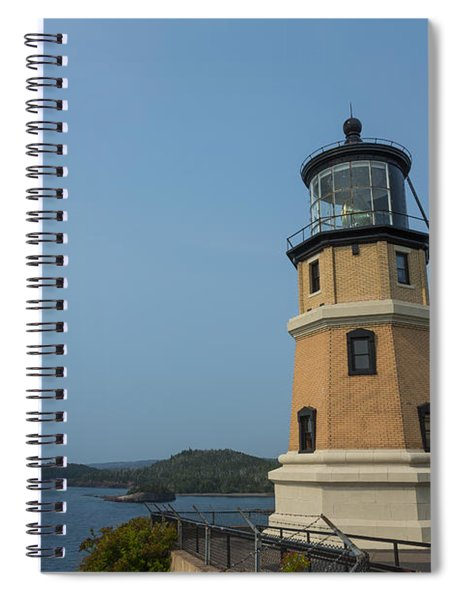 Split Rock Lighthouse 99 Spiral Notebook