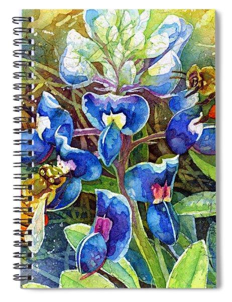 Spring Breeze Spiral Notebook