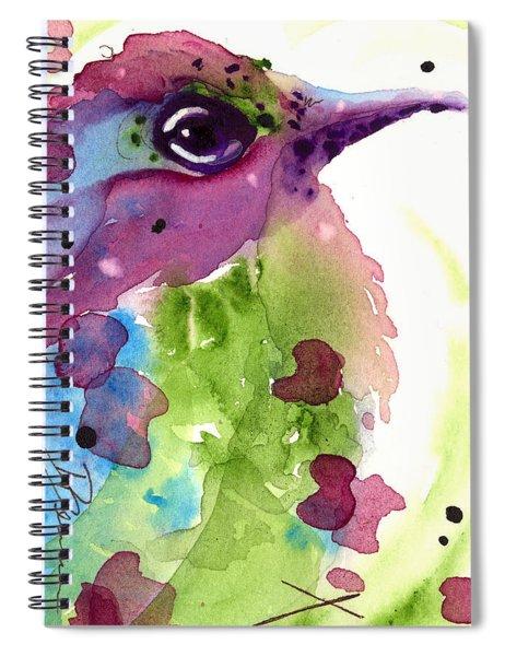 Spring Dreaming Spiral Notebook