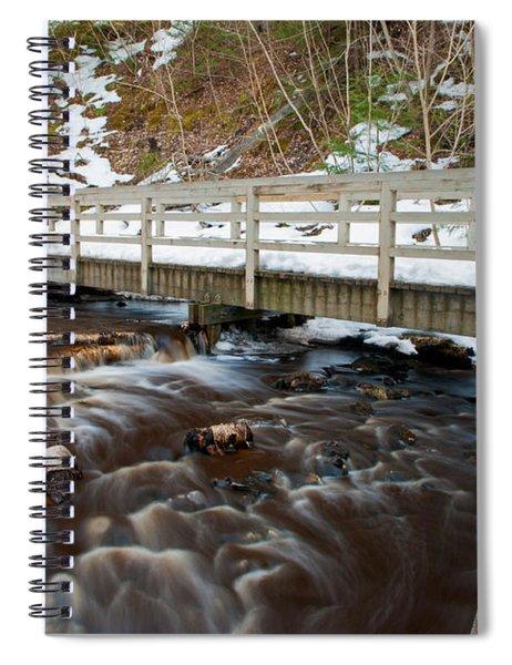 Spring Hike  Spiral Notebook