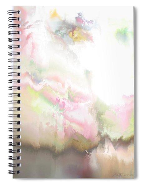 Spring IIi Spiral Notebook