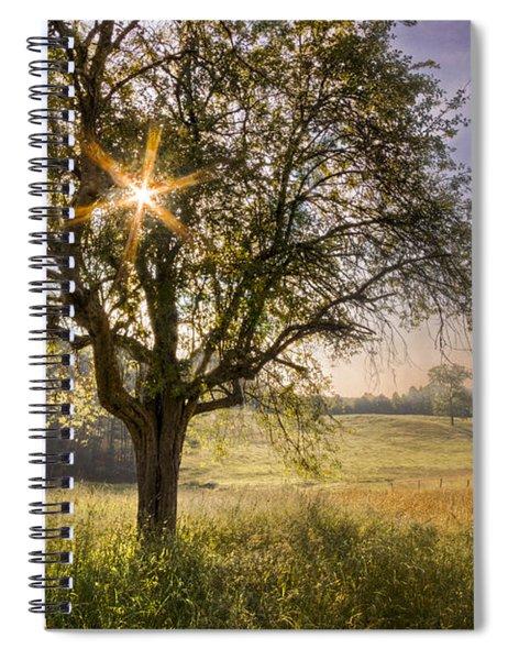 Spring Jewel Spiral Notebook