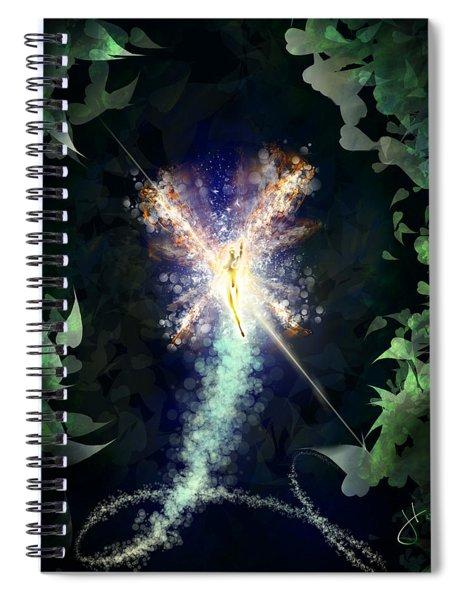 Sprite Fotzepolitic Spiral Notebook