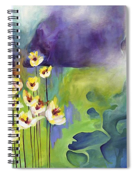 Sprouting Spiral Notebook
