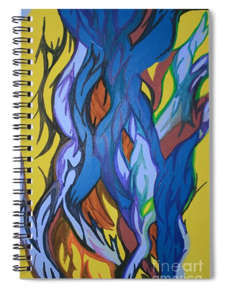 Sprouting Seed 2 Spiral Notebook
