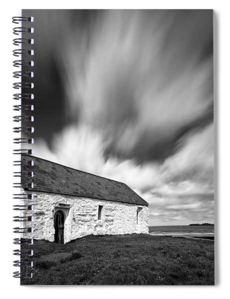 St Cwyfan's Church Spiral Notebook