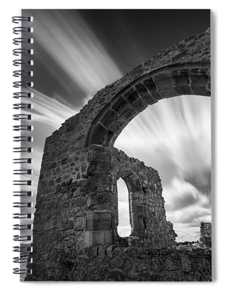 St Dwynwen's Church Spiral Notebook