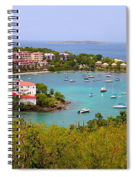 St John's View Spiral Notebook