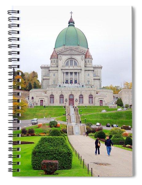 St. Joseph Oratory Spiral Notebook