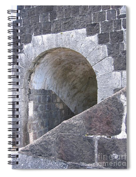 St. Kitts  - Brimstone Hill Fortress Spiral Notebook