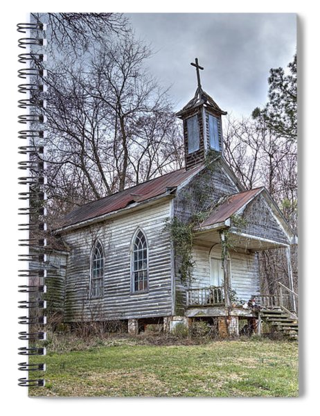 St. Simon's Church Spiral Notebook
