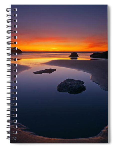 Stacks And Stones Spiral Notebook
