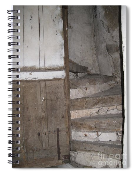 Staircase Spiral Notebook