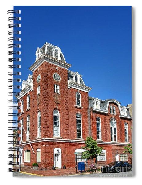 Stam's Hall Spiral Notebook