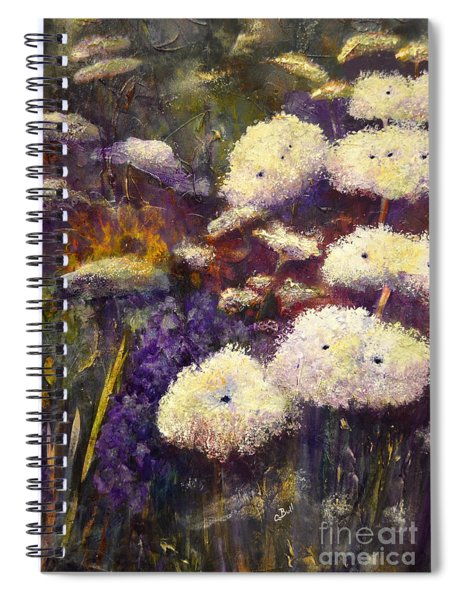 Stand Tall Spiral Notebook
