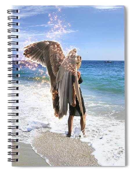Stand Your Ground I Am With You Spiral Notebook