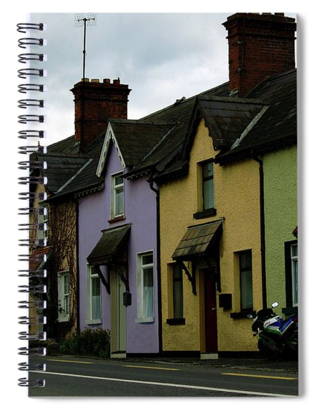 Standing Out From The Crowd- Fine Art Print Spiral Notebook