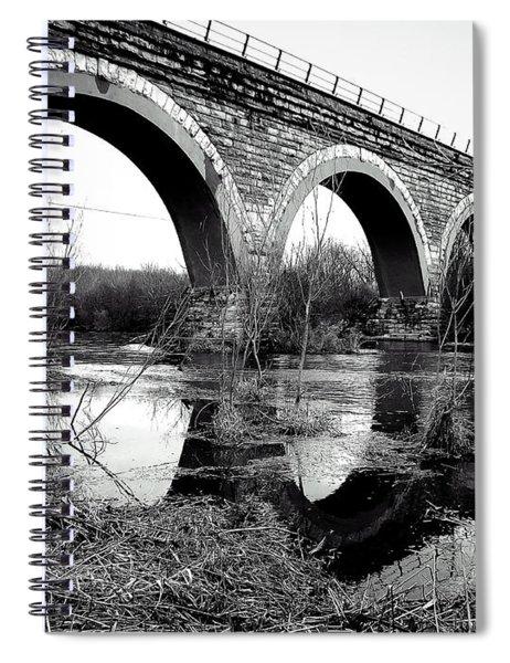 Standing Still Spiral Notebook