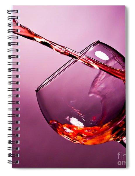 Standing Water Spiral Notebook