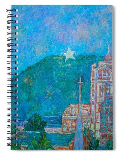 Star City Spiral Notebook