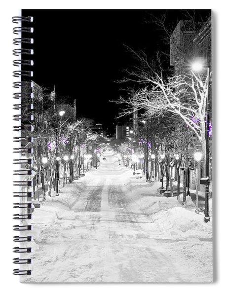 State Street Madison Spiral Notebook