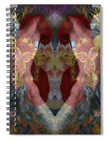 Statues Spiral Notebook