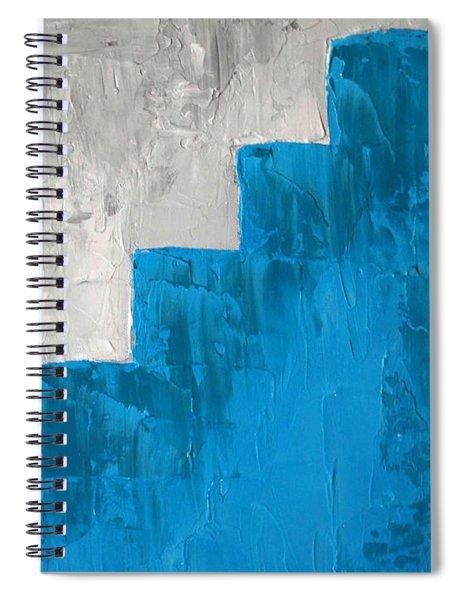 Step Up Spiral Notebook