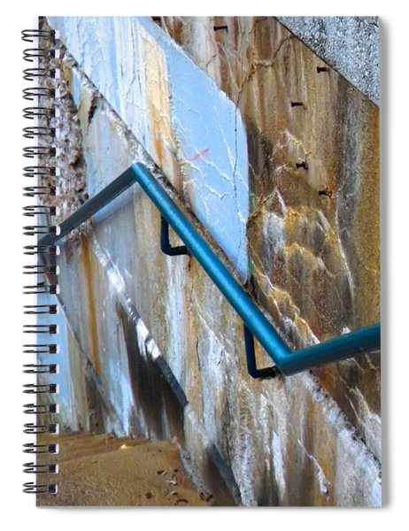 Stepping Outside The Lines Spiral Notebook