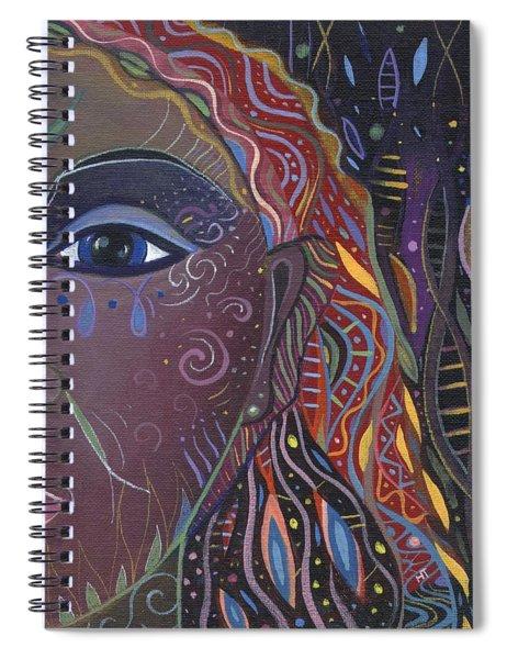 Still A Mystery 2 Spiral Notebook