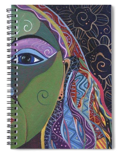 Still A Mystery 5 Spiral Notebook