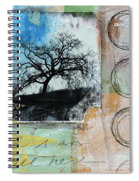 Still Here Spiral Notebook