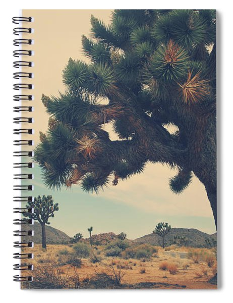 Still Waiting For You Spiral Notebook