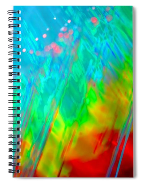 Stir It Up Spiral Notebook
