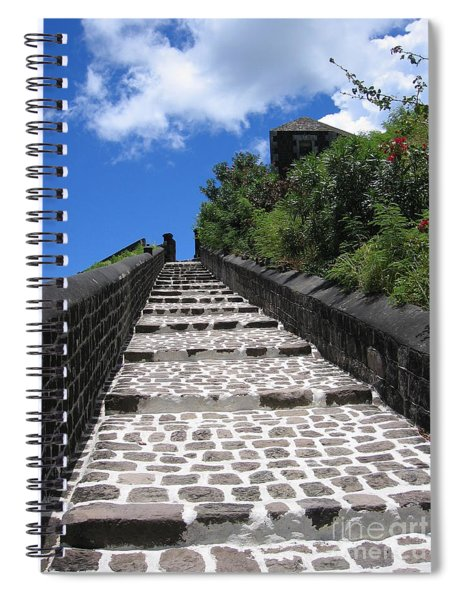 St.kitts - Ascent Spiral Notebook