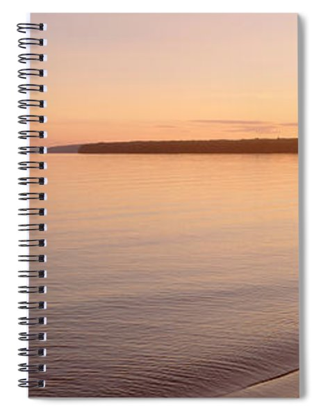 Stockton Island, Lake Superior Spiral Notebook