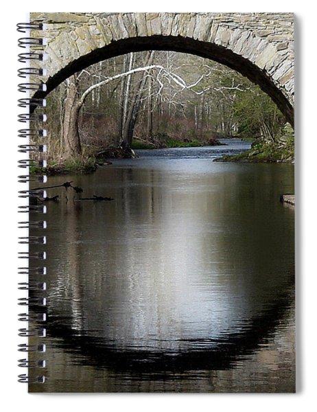 Stone Arch Bridge Spiral Notebook