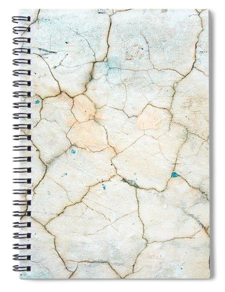 Stone Backgorund Spiral Notebook