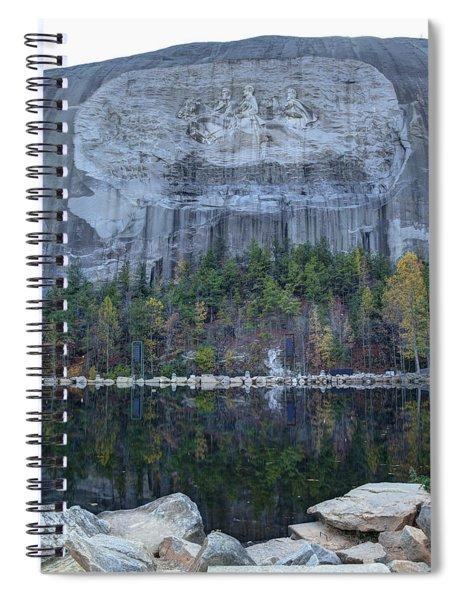 Stone Mountain - 2 Spiral Notebook