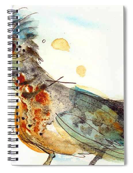 Stop And Smell What? Spiral Notebook