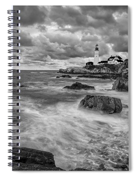 Storm Coming Spiral Notebook