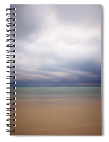 Stormy Calm Spiral Notebook