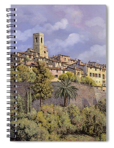 St.paul De Vence Spiral Notebook
