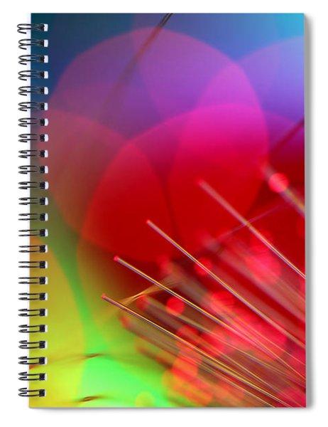 Strange Days Spiral Notebook