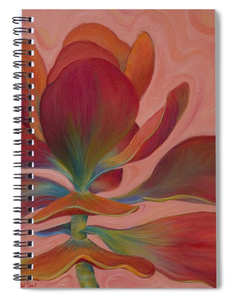 Strawberry Flapjack Spiral Notebook