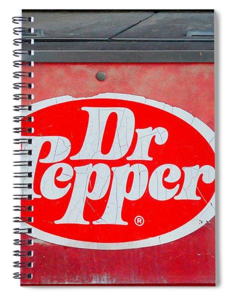 Street Cooler Spiral Notebook