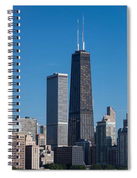Streeterville Chicago Illinois Spiral Notebook